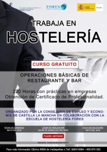 CURSO HOSTELERIA